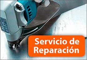 Servicio de reparaciones Comercial Villalba