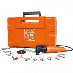Set profesional FEIN para talleres de reparación de vehículos Oscilador - 400 W