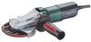 Metabo Amoladora angular de cabeza plana electrónica de 900 vatios WEPF 9-125 con Protect Safety Switch