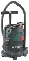 Metabo Aspirador universal de 1250 vatios ASA 25 L PC con limpieza manual del filtro y conexión automática