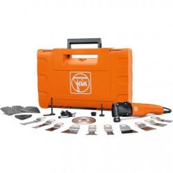 Set profesional FEIN para trabajos en interiores con madera Oscilador - 400 W