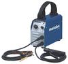 Metabo máquina de soldar con electrodos E 150