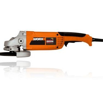 Amoladora angular WORX modelo WX23AG.2 de 2.300W