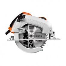 Sierra circular WORX modelo wx445 de 1600W
